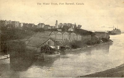 The Water Front, Port Burwell, Canada