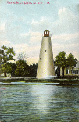 Marblehead Light, Lakeside, O.
