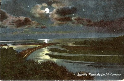 Attrills' Point, Goderich, Canada