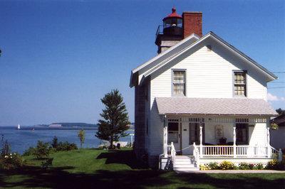 Sodus Point lighthouse