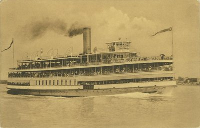 Steamer Columbia