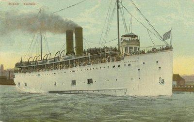 Steamer Eastland