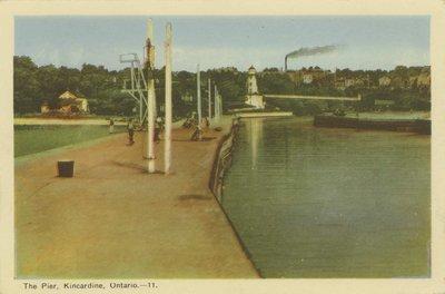 The Pier, Kincardine, Ontario