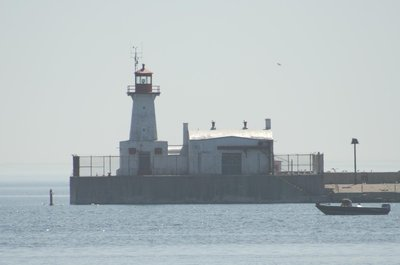 Port Colborne light