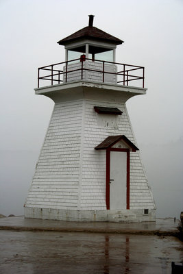 Lion's Head Pier Light