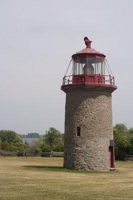 False Ducks Lighthouse