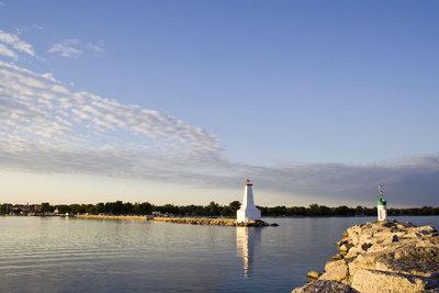 Harbour Light, Cobourg, Ont.