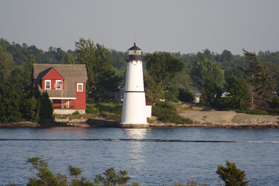 Rock Island Light house