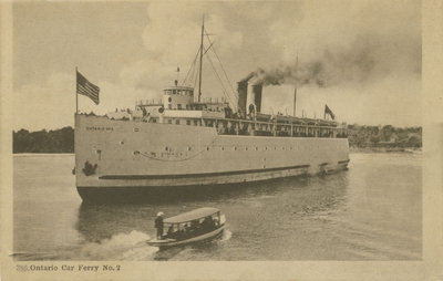 Ontario Car Ferry No. 2