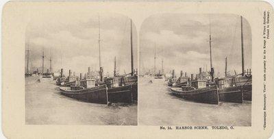 Harbor Scene, Toledo, O.