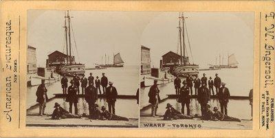 Wharf -- Toronto