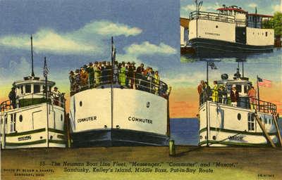 Neuman Boat Line Fleet