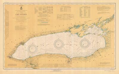 Lake Ontario, 1916