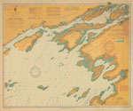 Lake Ontario Coast Chart No. 1. Round Island to Stony Point and South Bay Point. 1909