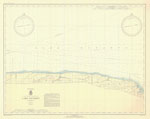 Lake Ontario Coast Chart No. 24, 1937