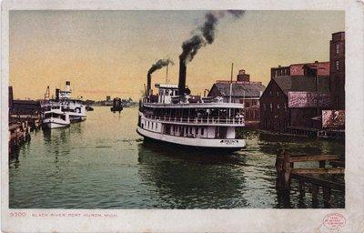 Black River, Port Huron, Mich.