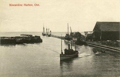 Kincardine Harbor, Ont.