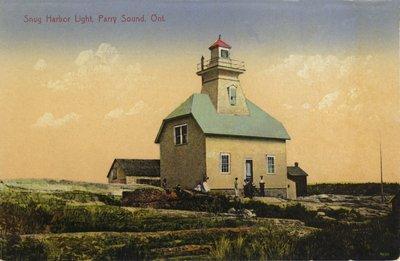Snug Harbor Light, Parry Sound, Ont.