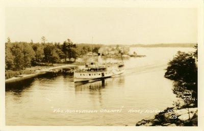 """The Honeymoon Channel"" Honey Harbor Geo. Bay"
