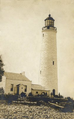 Cove Island Light House