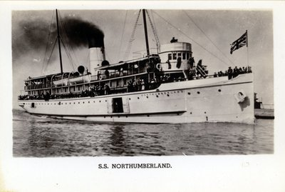 S. S. Northumberland