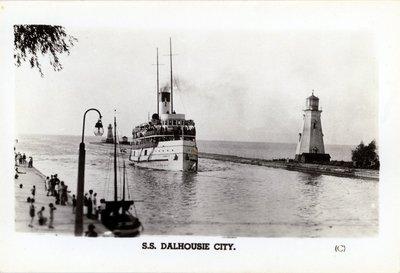 S. S. DALHOUSIE CITY