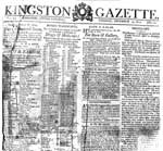 Kingston Gazette (Kingston, ON), Nov. 7, 1812