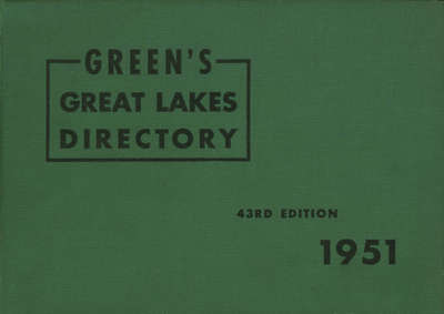 Green's Great Lakes Directory