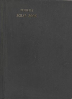 Brookes Scrapbooks, 1927-1933