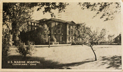 U. S. Marine Hospital Cleveland Ohio