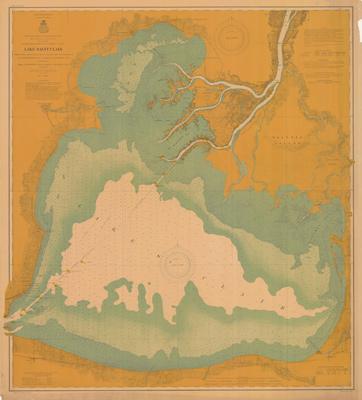Lake Saint Clair. 1905