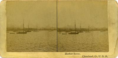 Harbor Scene, Cleveland, O