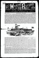 Marine Record (Cleveland, OH1883), April 21, 1883