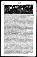 Marine Record (Cleveland, OH1883), July 26, 1883