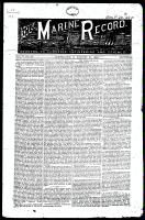 Marine Record (Cleveland, OH1883), August 30, 1883