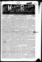 Marine Record (Cleveland, OH1883), July 31, 1884