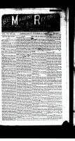 Marine Record (Cleveland, OH1883), October 22, 1885