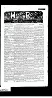Marine Record (Cleveland, OH1883), January 28, 1886