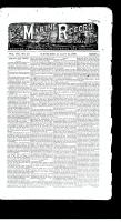 Marine Record (Cleveland, OH), July 22, 1886