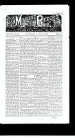 Marine Record (Cleveland, OH), July 29, 1886