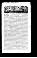 Marine Record (Cleveland, OH), August 5, 1886