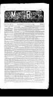 Marine Record (Cleveland, OH), August 19, 1886