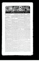 Marine Record (Cleveland, OH1883), October 7, 1886
