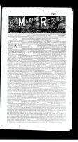 Marine Record (Cleveland, OH1883), August 18, 1887