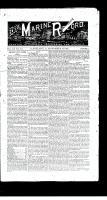 Marine Record (Cleveland, OH1883), November 10, 1887
