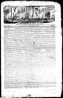Marine Record (Cleveland, OH1883), November 15, 1888