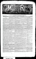 Marine Record (Cleveland, OH1883), December 20, 1888