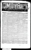 Marine Record (Cleveland, OH1883), January 17, 1889