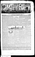 Marine Record (Cleveland, OH1883), January 24, 1889