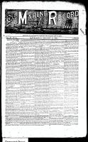 Marine Record (Cleveland, OH1883), January 31, 1889